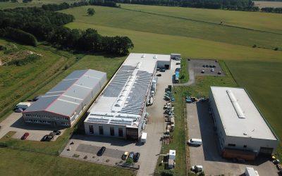Erweiterung unseres Portfolios durch die Übernahme der Laser Team GmbH aus Gallin